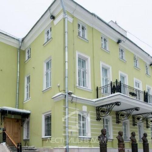 Уникальные лестницы в новом музее на Никитской