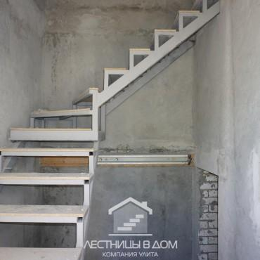 Металлокаркас для лестницы г. Павловский Посад