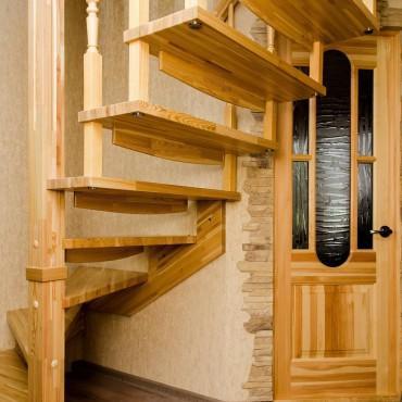 Подвесная лестница на больцах, г.Электросталь