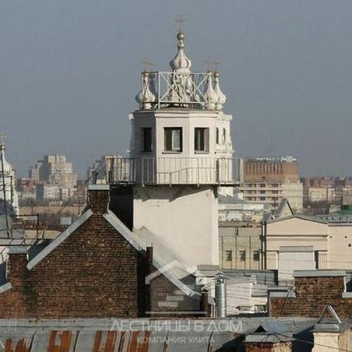 В Петербурге придумали, как остановить экскурсии по крышам